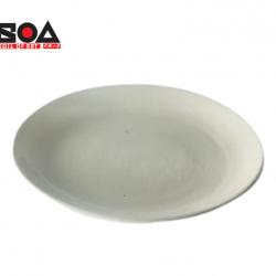 Plate white 27 cm